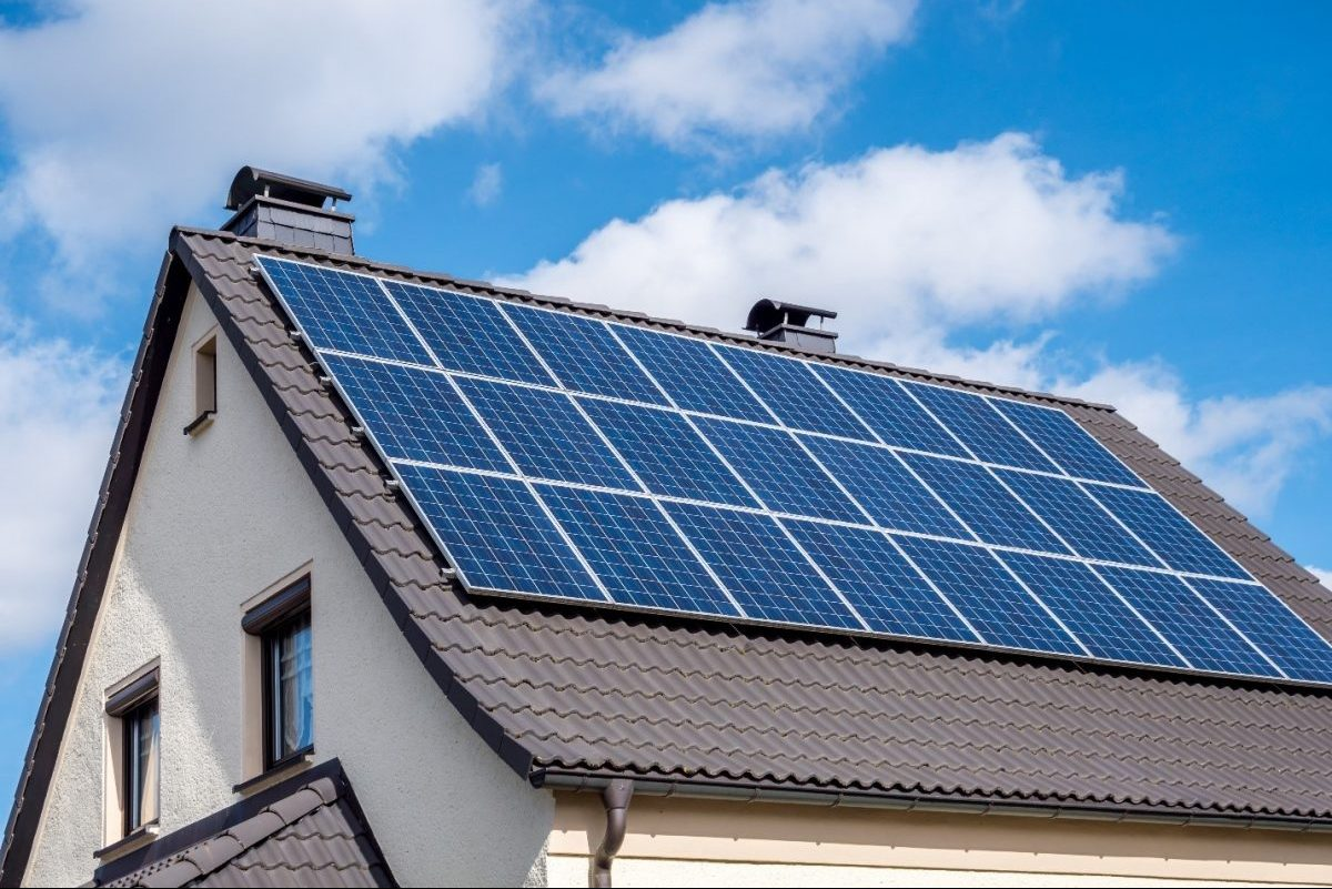 A Solar-powered Green Deal for Europe